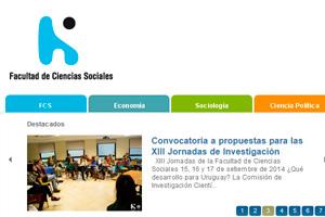 Facultad de Ciencias Sociales, UdelaR