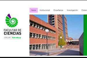Facultad de Ciencias, UdelaR.
